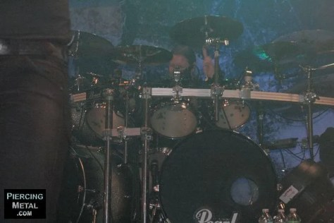 amon amarth, amon amarth drummer, fredrik andersson,