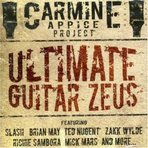 """Ultimate Guitar Zeus"" by Carmine Appice"