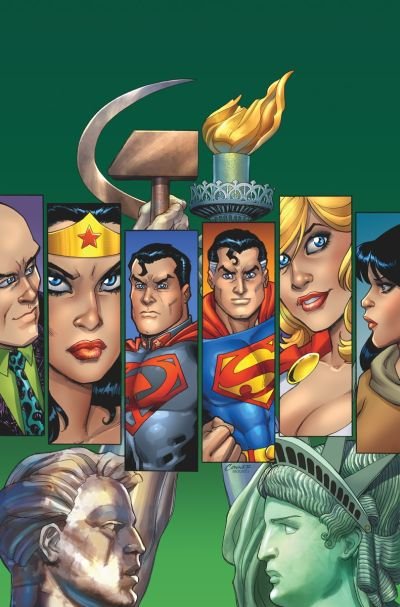 Convergence: Action Comics #1