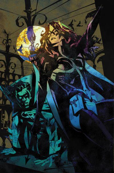 """Convergence: Detective Comics"" #1"