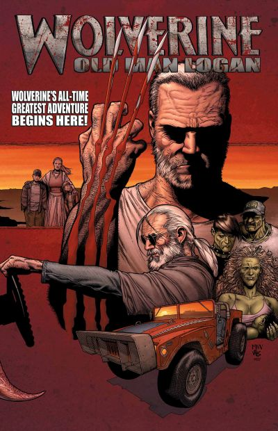 True Believers: Old Man Logan #1