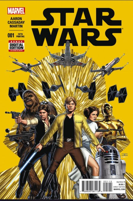 comic book covers, marvel comics, star wars comics
