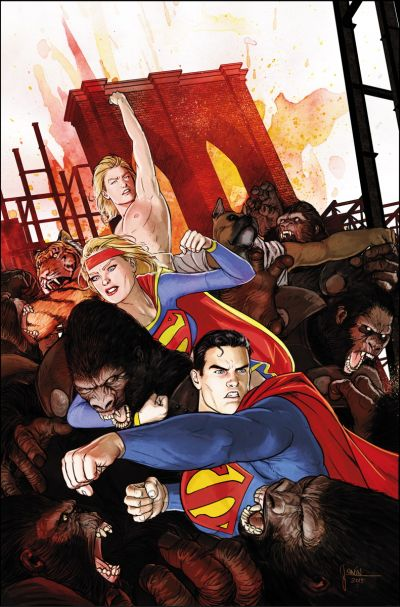 """Convergence: Adventures Of Superman"" #2"