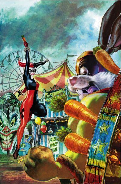 """Convergence: Harley Quinn"" #2"