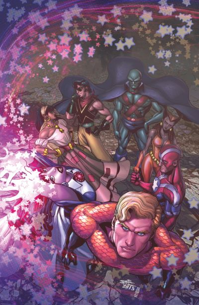 """Convergence: Justice League"" #2"
