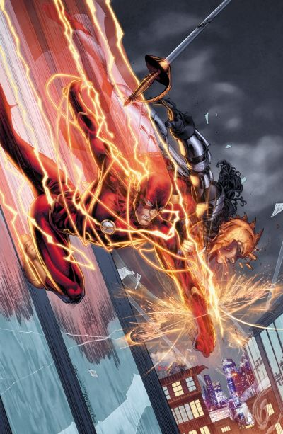 """Convergence: Speed Force"" #2"
