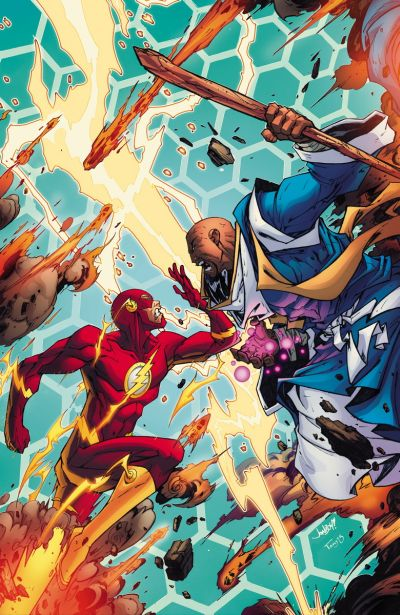 """Convergence: The Flash"" #2"
