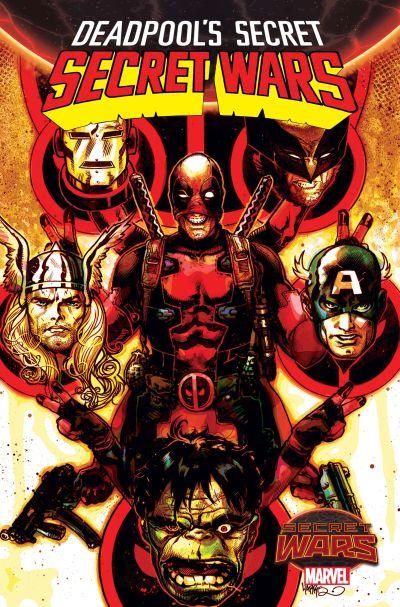 """""""Deadpool's Secret Wars"""" #1"""