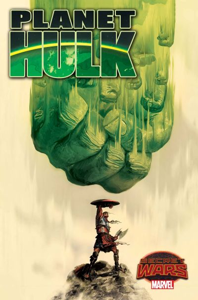 """Planet Hulk"" #1"