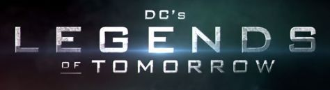 Logo - DCs Legends Of Tomorrow