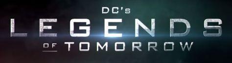 Logo - DCs Legends Of Tomorrow