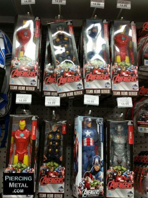 avengers: age of ultron toys, hasbro toys