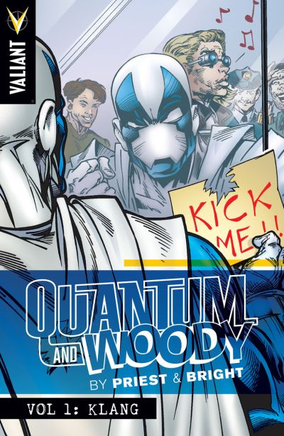 """Quantum and Woody V1 - Klang"""