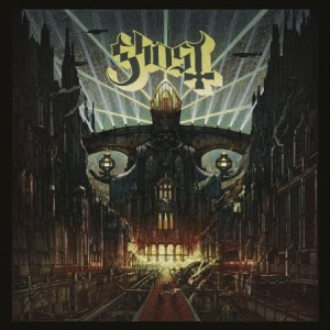 CD - Ghost - Meliora