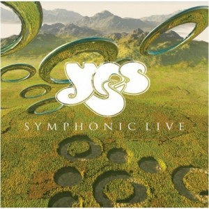 """Symphonic Live"" by Yes"