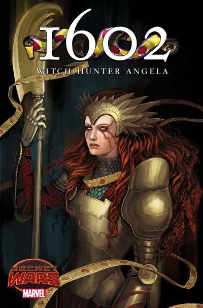 """1602 Witch Hunter Angela"" #1"