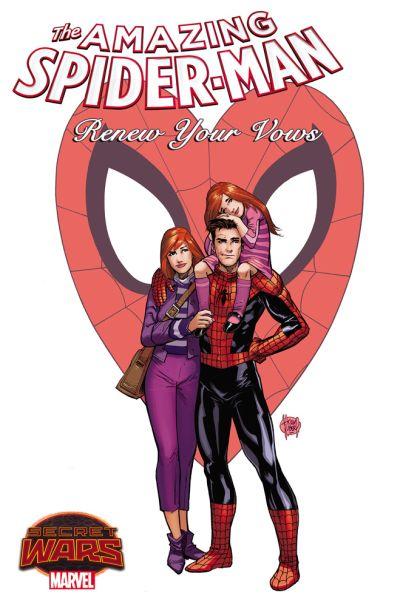 """Amazing Spider-Man Renew Your Vows"" #1"