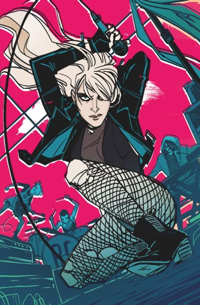 Comic - Black Canary 1 - 2015