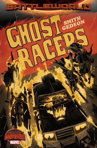 """Ghost Racers"" #1"