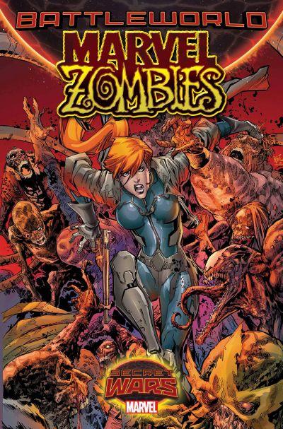 """""""Marvel Zombies"""" #1"""