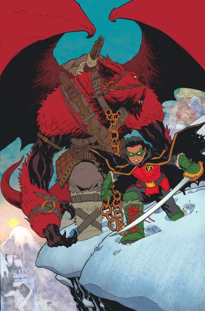 """""""Robin Son Of Batman"""" #1"""