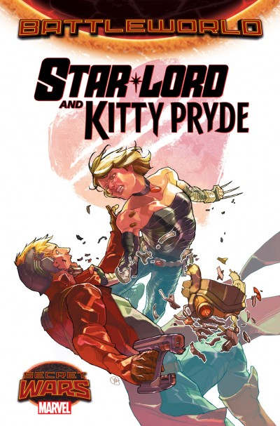"""Star-Lord and Kitty Pryde"" #1"