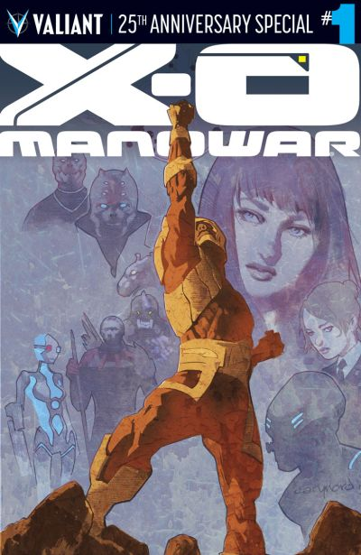 XO Manowar - Valiant 25th - 1