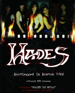 """Bootlegged In Boston 1988"" by Hades"