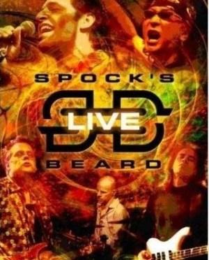 """Live"" (DVD) by Spock's Beard"