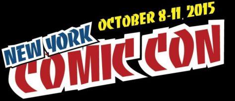 Logo - NY Comic Con - 2015