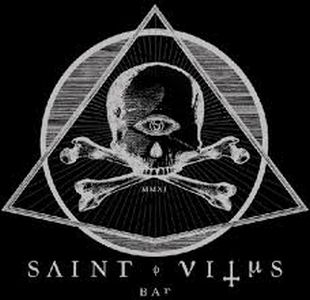 saint vitus bar logo