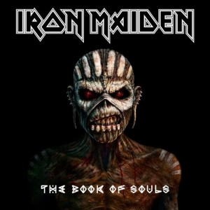 CD - Iron Maiden - The Book Of Souls