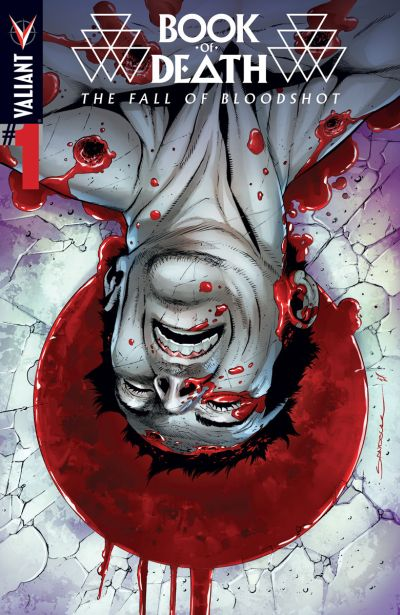 """""""Book Of Death - Fall Of Bloodshot"""" #1"""