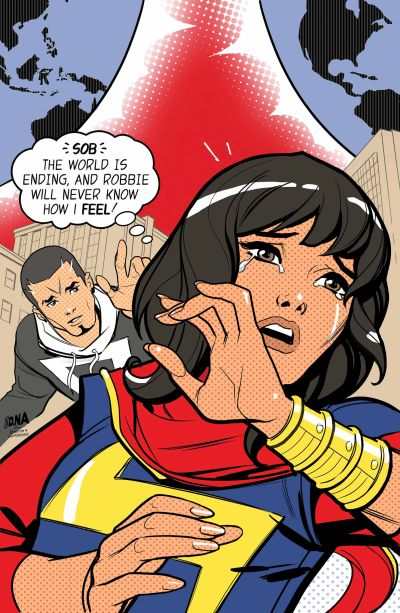 Comic - Secret Wars Secret Love 1 - 2015