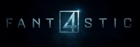 fantastic four movie logo