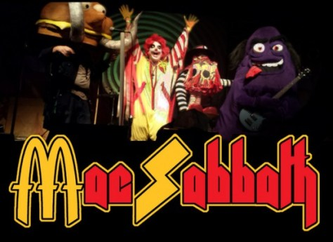 Photo - Mac Sabbath