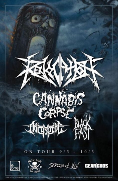 Tour - Revocation - 2015