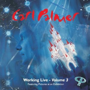 """Working Live"" Volume 3 by Carl Palmer"