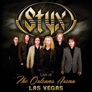 """""""Live At The Orleans Arena Las Vegas"""" by Styx"""