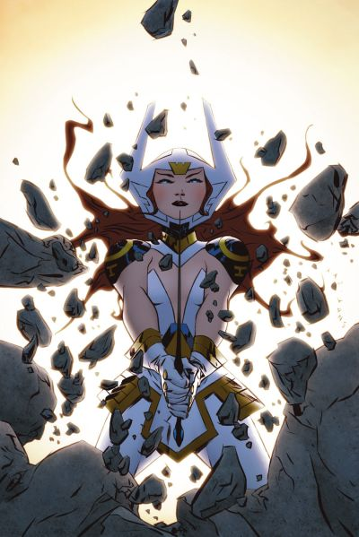 Justice League Gods and Monsters Wonder Woman #1
