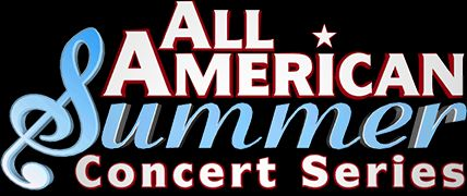 Logo - All-American Summer Concert Series