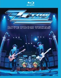 """""""Live From Texas"""" [Blu-ray] by ZZ Top"""