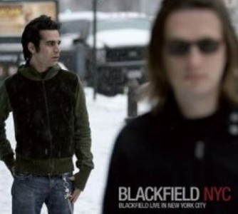"""NYC: Live In NYC"" by Blackfield"
