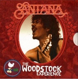 """""""The Woodstock Experience"""" by Santana"""
