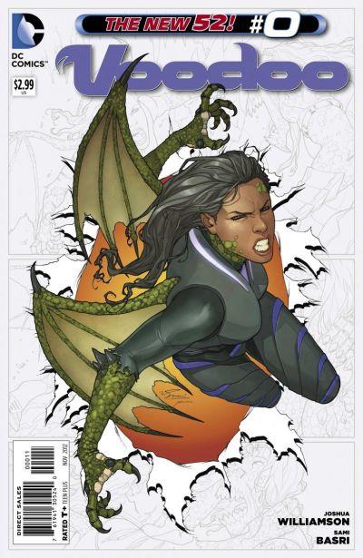 Comic - Voodoo 0 - 2012