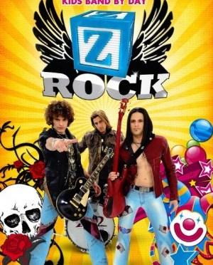 """""""Z-Rock: Season 1"""" by ZO2"""
