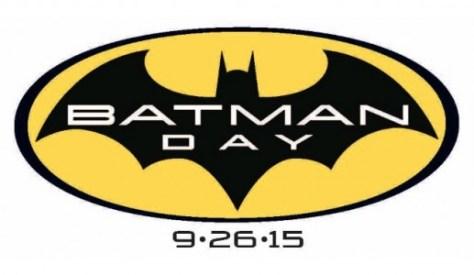 Logo - Batman Day - 2015