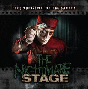 """Free Admission For The Damned"" by Nightmare Stage"