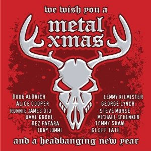 """We Wish You A Metal Xmas and a Headbanging New Year"" (Deluxe Edition) by Various Artists"