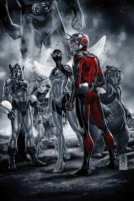 """Astonishing Ant Man"" #1"